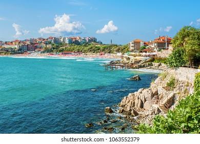 Coast of Sozopol (Bulgaria)
