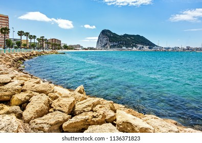 Coast of Spain, Gibraltar