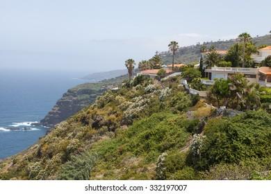 Coast of Tenerife Island, Spain