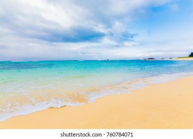 Coast (Tomori Coast). I shot in Amami Oshima Kagoshima Prefecture Japan.