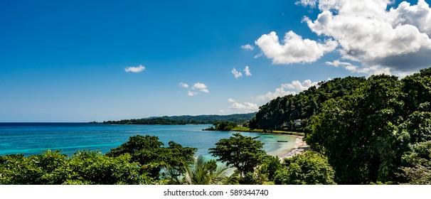 Coastal Beach, Portland Jamaica