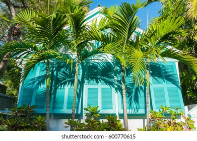 Coastal Cottage, Key West, Florida, USA