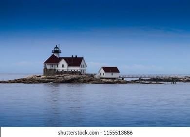 Coastal Maine Lighthouse