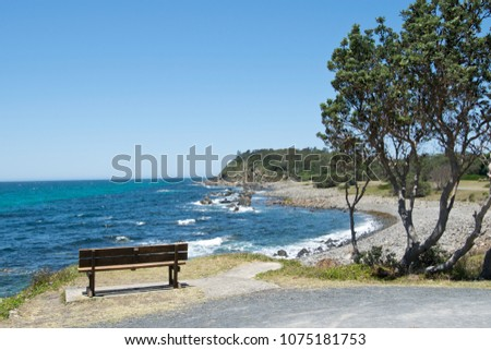 A coastal reteat in the Australian countryside