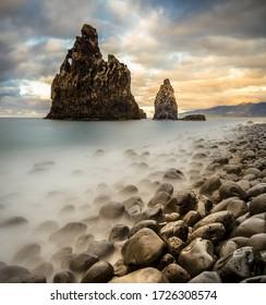 Coastal walk on the Island of Madeira
