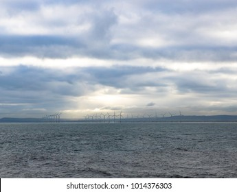 coastal wind farm