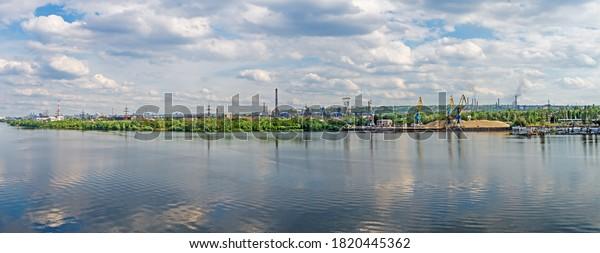coastline-large-industrial-city-metallur