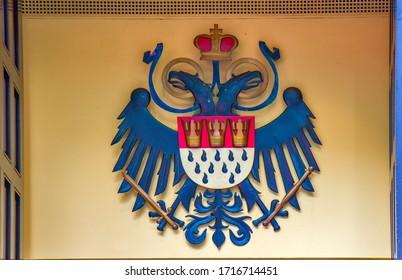 Armoiries de Cologne (Allemagne)