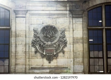 Coat of arms. France, Paris