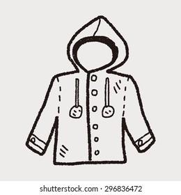Coat doodle