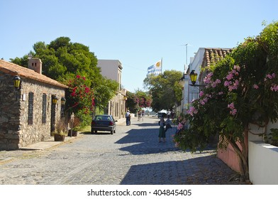 Cobble Street - Colonia Del Sacramento - Uruguay