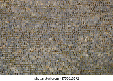 Cobblestone pavement texture for graphic, background or desktop resource.