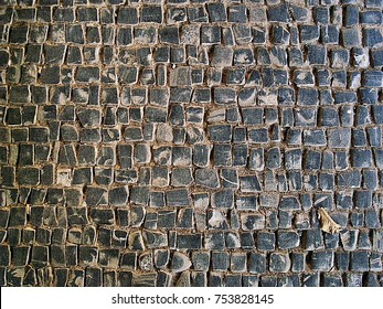 Cobblestone texture (setts texture), can be used as background  image