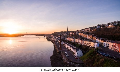 Cobh at Sunset