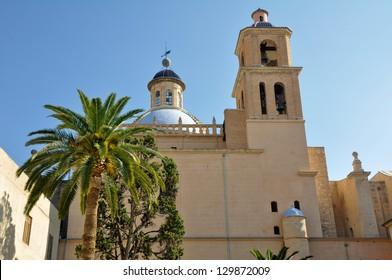 Co-cathedral of San Nicolas, Alicante (Spain)