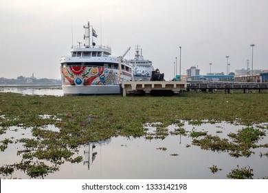 Inland Vessel Images, Stock Photos & Vectors | Shutterstock