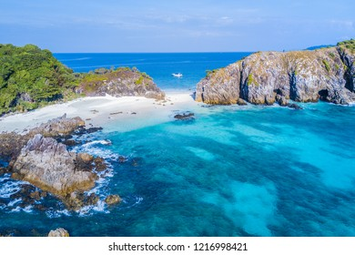 The Cockburn Island of Burma is beautiful.
