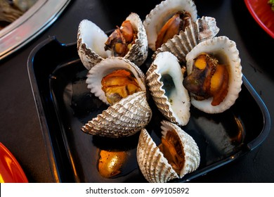 Cockles seafood