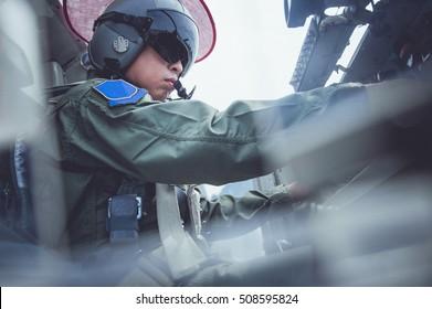 Cockpit, pilots, military pilots, combat pilots , Pilot, soldier, pilot, two soldiers , Fighter pilot, war ,