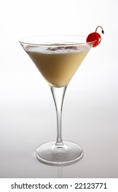 Cocktail with coffee liquor