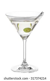 Cocktail DIRTY MARTINI