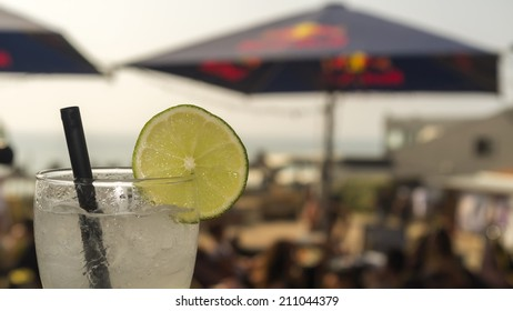 Cocktail on holliday