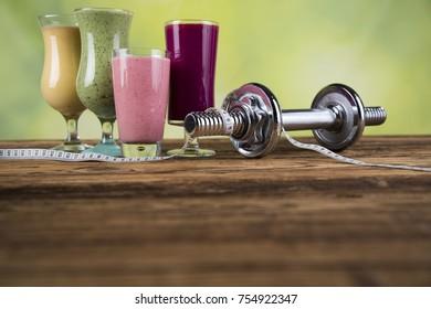 Nutritional Food Supplments Images, Stock Photos & Vectors