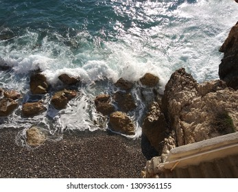 Coco Beach up close - Nice, France