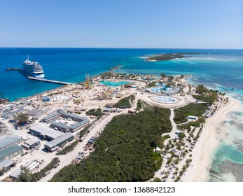 CocoCay locally known as Little Stirrup in the Bahamas one of the Berry Islands, a collection of cays and small islands located the north of Nassau, island is owned by Royal Caribbean International