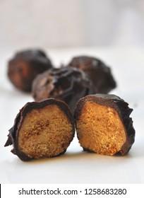 Cocolate Cake Truffles