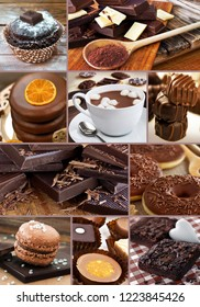 Cocolate  -  food and drink