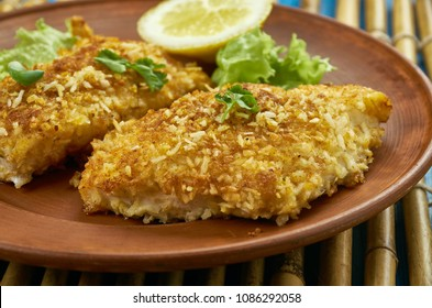Coconut Crusted Cod ,Coconut Crusted White Fish
