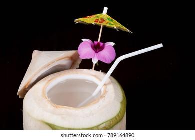 Coconut juice sweet