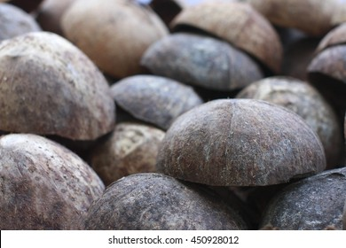 Coconut shell for nature fuel