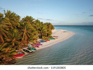 Cocos and Keeling Islands Last Paradise Canoes