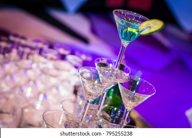 Coctail night celebration