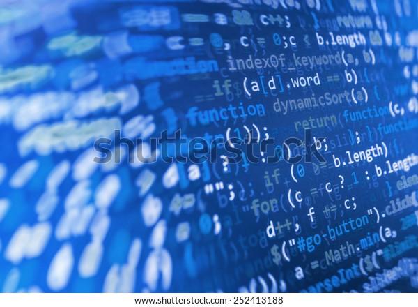Source Code Stream German