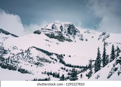 Cody Peak in Jackson Hole, Wyoming
