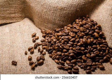 Coffe Bean on backgrounds