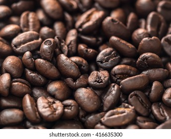coffee baens,background.Selective focus