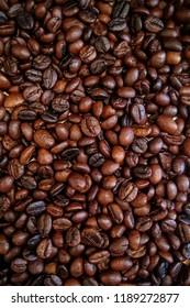 coffee bean brown