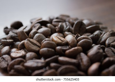 coffee beans background drink
