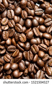 coffee beans flat lay fresh grinned aroma up close macro roasted morning drink beverage smell pick me up