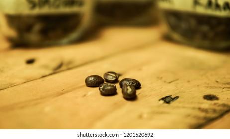 Coffee Beans Minimalis