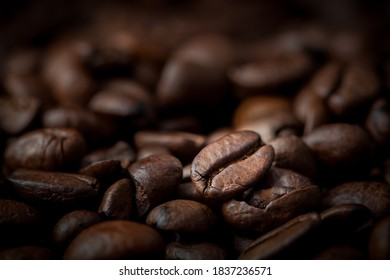 Coffee beans ready to be grinded
