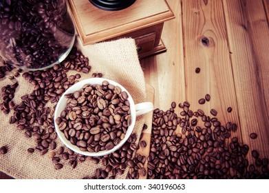 Coffee, cafe image