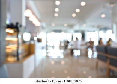 coffee cafe, image blur backhround
