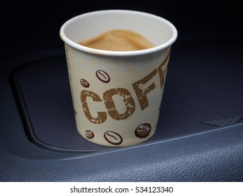 coffee in cars