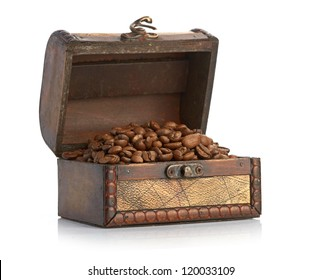 Coffee in chest