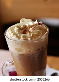 coffee with cream